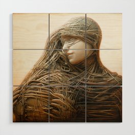 Attachment II Wood Wall Art