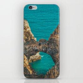 Ponta da Piedade, Algarve, Portugal IV iPhone Skin