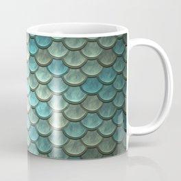 Mermaid Print Coffee Mug