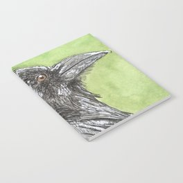 Majestic Raven Notebook
