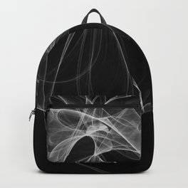 Life's a Dance in Black and White Backpack