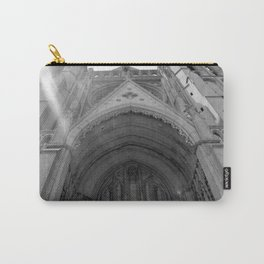 Grace Cathedral Sun Beam Carry-All Pouch