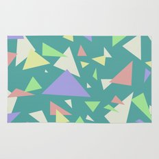 Triangl'd  Rug