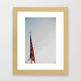 Calm Day Framed Art Print