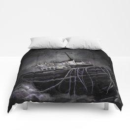 Dark Voyage Comforters