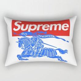 Burbery x Supreme Rectangular Pillow