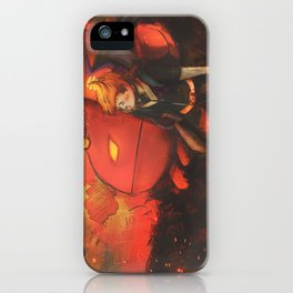 Care for you and Cry for you - [Mother 3] iPhone Case