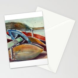 West Neck Road Beach, Long Island Stationery Cards