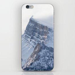 Mount Rundle Sunrise iPhone Skin