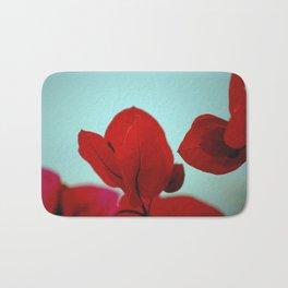 Flower flash Bath Mat