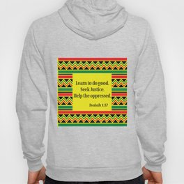 Freedom & Justice Hoody
