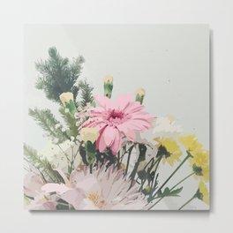 Floret Metal Print