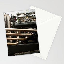 Hotrod 1  Stationery Cards