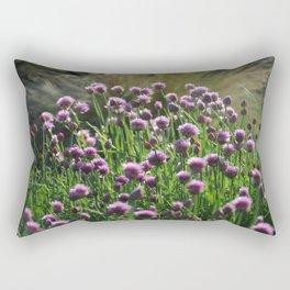 Chives 2 Rectangular Pillow