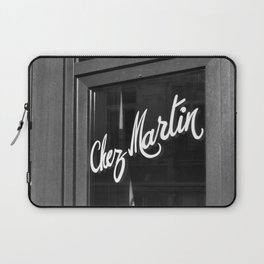 Chez Martin Laptop Sleeve