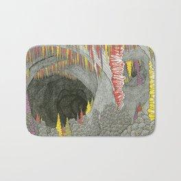 Color Cave Bath Mat