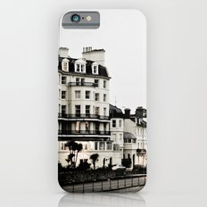 Old sea front iPhone 6s Slim Case