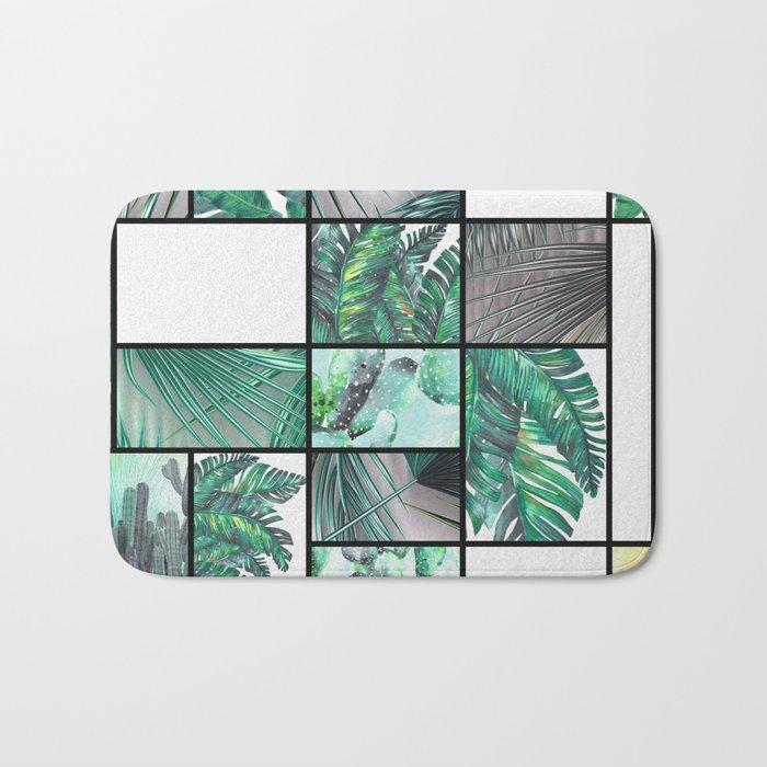 cool tropic Bath Mat