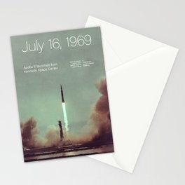 Creative History – July 16, 1969 Stationery Cards