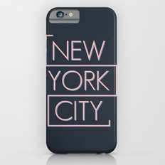 NEW YORK CITY iPhone 6s Slim Case