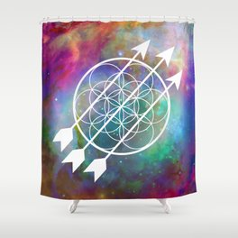 Soler Illuminations  Shower Curtain