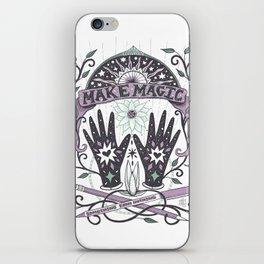 Make Magic iPhone Skin