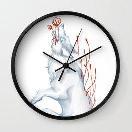 Hanahaki Wall Clock