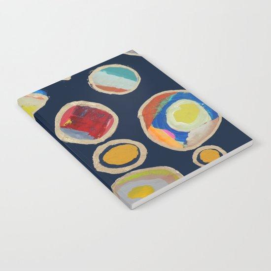 les cailloux Notebook