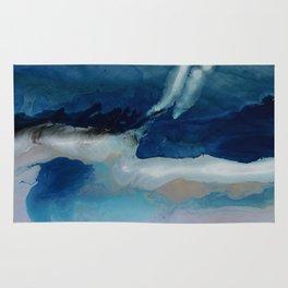 DEEP - Resin painting Rug