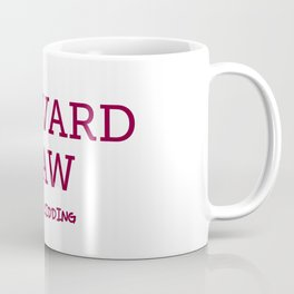 Harvard Law Coffee Mug