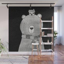 A great big bear Wall Mural