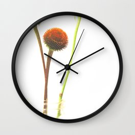 In the Simple Things Wall Clock