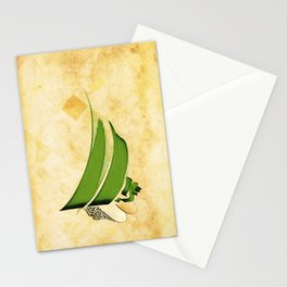 Arabic Calligraphy - Rumi - Strange Pull Stationery Cards