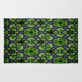Concave Stature Pattern 7 Rug