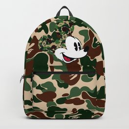 Mickey Mouse X Bape Backpack