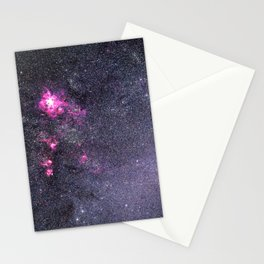 Large Magellanic Cloud, 1986 Stationery Cards