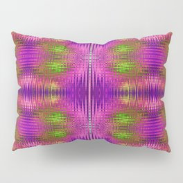Electric Purle Pillow Sham
