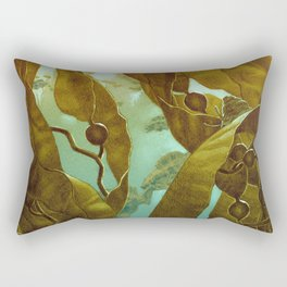 In the Kelp Forest Rectangular Pillow