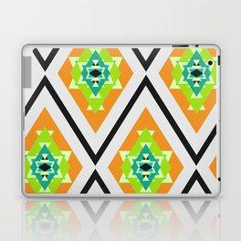 Tropical diamonds Laptop & iPad Skin