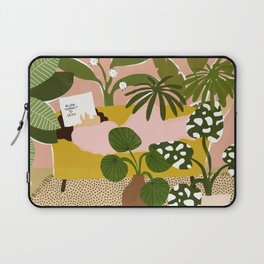 Allow Yourself To Grow Laptop Sleeve