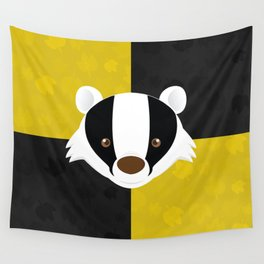 The Badger of Loyalty (Limited 2018) Wall Tapestry