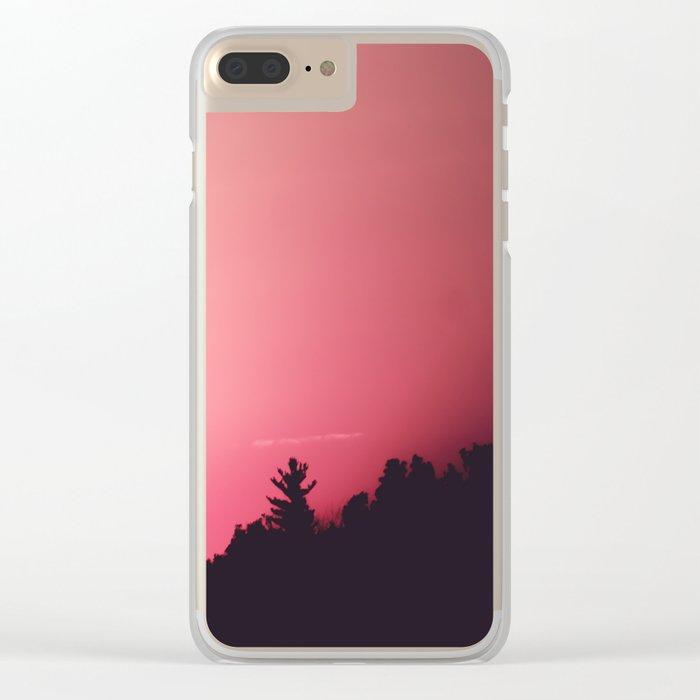 I'll See You Again Clear iPhone Case