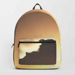 Wonderful Golden California Sunset Backpack