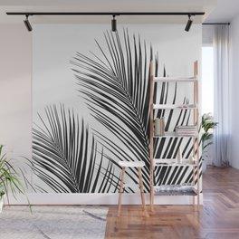 Tropical Palm Leaves #1 #botanical #decor #art #society6 Wall Mural