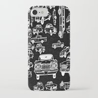 cars iPhone & iPod Cases featuring Cars by liberthine01