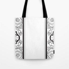 Grapeleaves Deco Tote Bag