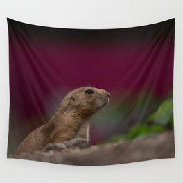 Prairie Dog Wall Tapestry