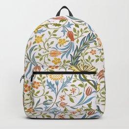 William Morris Flora Backpack