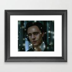 Thomas 2 Framed Art Print
