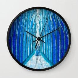 Amani Wall Clock